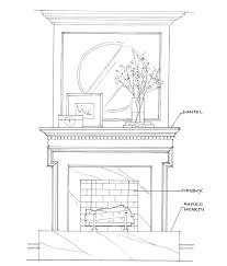 fireplace anatomy holidays of insert gas mantel
