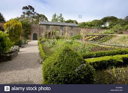 The Kitchen Garden The Kitchen Garden In June At Trengwainton Garden Cornwall The