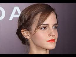 emma watson makeup tutorial spring makeup inspired by dsquared