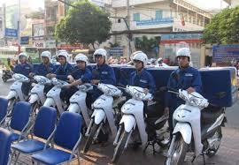 Kết quả hình ảnh cho giao hàng xe máy