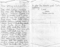 Letter to Grandma% 50%