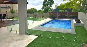 glass pool fence timber posts cost perth