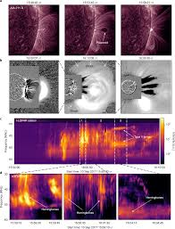 Multiple Regions Of Shock Accelerated Particles During A Solar
