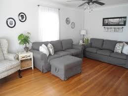 Modern Living Room Wall Colors Neutral Living Room Paint Color Benjamin Moore Gray Owl Oc 52 At