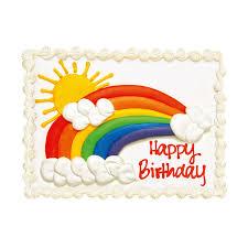 Rainbow Cake Costco Australia