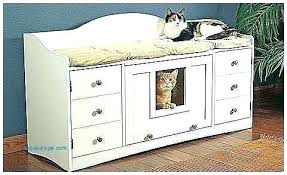 furniture to hide litter box. Litter Box That Looks Like Furniture Hidden Cat . To Hide