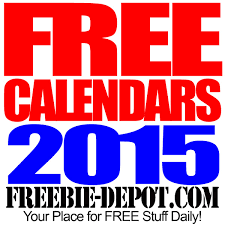 Free 2015 Calendars Free 2015 Calendars By Mail Free