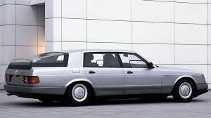 Concept Flashback - 1978 Mercedes-Benz Auto 2000 Is Fastback Aero Limo