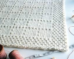 knitting patterns gifts afghan knitting pattern brookside blanket throw knit gift