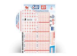 Lotto 6 49
