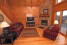Cabin Living Room Furniture Log Cabin Style Living Room Furniture