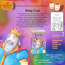 sweet cherry publishing sweetcherrypublishingblog page  king lear