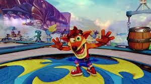 Skylanders Imaginators Chart Crash Bandicoot Returns In Playstation Exclusive Skylanders