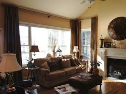 Classic Traditional Style Living Room IdeasTraditional Living Room Curtains