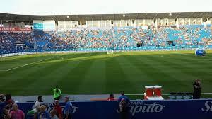 Saputo Stadium Interactive Seating Chart