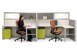 Computer desk office Homemade Cubicles Panel Systems Pinterest Office Furniture Costco