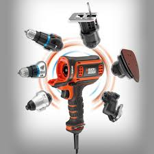 black and decker tools. black and decker eac800 multi tools code-body (body only) electric drill /