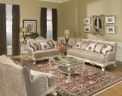 Traditional Living Room Designs Traditional Living Room Design Wooden Frames Round Shape Circle