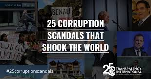email protected he has a degree in international development studies, specialised in the interdisciplinary study of rural and urban development issues. 25 Corruption Scandals That Shook The World News Transparency Org