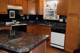 Imitation Granite Countertops Kitchen Dimestore Diva Diy Kitchen Laminate To Faux Granite