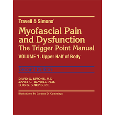Book Travell Simons Myofascial And Dysfunction The