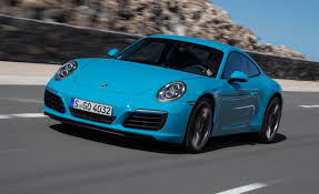 2017 Porsche 911 Turbo / Turbo S First Drive   Review   Car and Driver