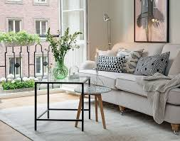mixing side tables as an alternative for coffee tables me love via 8 surprising coffee table