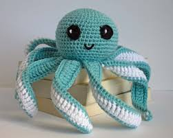 Octopus Crochet Pattern Delectable Amigurumi Octopus Baby Toy Free Pattern Thefriendlyredfox
