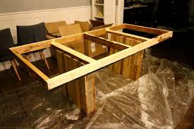 diy furniture west elm knock. DIY Knock Off Faux Reclaimed Wood Emmerson West Elm Dining Room Table - Charleston Crafted Diy Furniture R