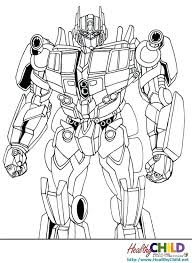 Transformers Coloring Pages Coloring Page Transformers Superheroes
