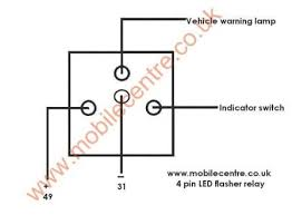 3 pin flasher relay wiring diagram meetcolab 3 pin flasher relay wiring diagram 4 pin 12 volt led flasher relay 30w 403ledrelay022243