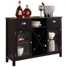 Simple Sofa Table With Wine Storage Finish Wood Rack Console Sideboard And Design Ideas