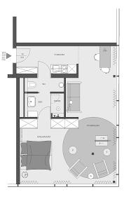 25hours Hotel Vienna Plan Maison Célibataire In 2019 Haus Pläne