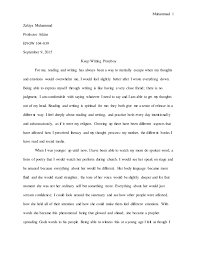 example of draft essay co example of draft essay