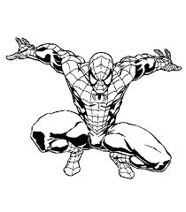 Disegni Da Colorare Per Bambini Spiderman 3 Fredrotgans