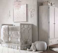 elegant baby furniture. Unique Furniture A Soft Glamorous Nursery For A Baby Girl On Elegant Furniture