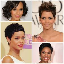 Short Hair Style For Black Women short haircut trends from celebrities for black women haircuts 1939 by wearticles.com