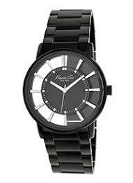 kenneth cole collection watches for men women at helios watch kenneth cole round analog black dial mens watch