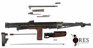 Bullpup Trigger Design British Korsak E M 1 Light Machine Gun Armament Research