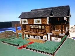 minecraft maison de luxe construction ias ment faire une maison de luxe en bois sur minecraft