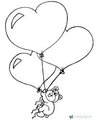 Awesome Veterans Day Coloring Pages Pdf For Heart Coloring Pages