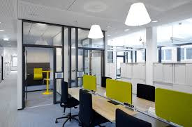 office offbeat interior design. Through The Entire Building SBP (Seel Bobsin Partner) Generated An Integral Guideline In Appearance Of Standard Color-and Themes Codification. Office Offbeat Interior Design