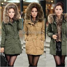 winter lady detachable big fur hood coat army green faux wool lining coat jacket fashion wear coat lady coat lady winter coat fleece jackets fleece jacket
