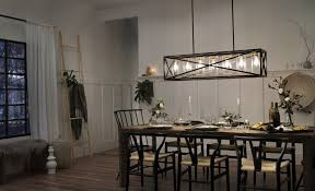 Kichler Dining Room Lighting Ideas