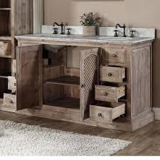 Rustic Double Sink Vanity Rustic Double Vanity Rustic Bathroom