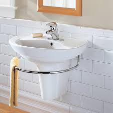 bathroom bathroom lighting ideas american standard wall. Ravenna Wall Mount Bathroom Sink American Standard Intended For Mounted Prepare 3 Lighting Ideas