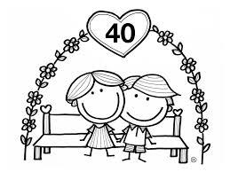 Kleurplaat Huwelijk Opa En Oma Dejachthoorn