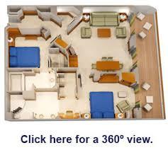 2 bedroom suite. concierge 2-bedroom suite - (r) 2 bedroom