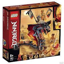 <b>Конструктор LEGO Ninjago 70674</b> Огненный кинжал — купить в ...