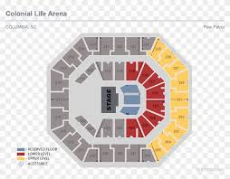Rosemont Theatre Seating Chart With Seat Numbers Seating Chart View Seating Chart Colonial Life Arena